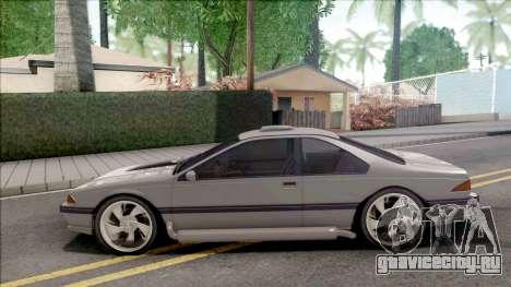 GTA IV Fortune Custom v2 для GTA San Andreas