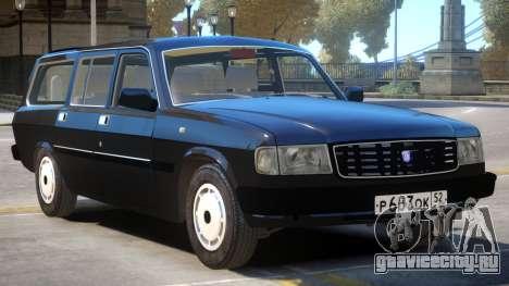 GAZ 31022 R1 для GTA 4