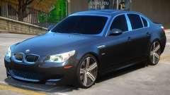 BMW M5 E60 R3 для GTA 4