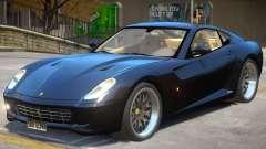 Ferrari 599 GTB V2 для GTA 4