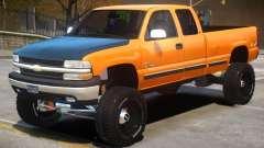 Chevrolet Silverado V2 для GTA 4