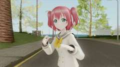 Ruby Kurosawa (Love Live Sunshine) для GTA San Andreas