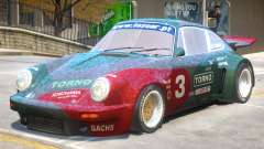 Porsche 911 RSR PJ для GTA 4