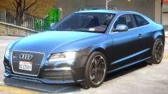 Audi RS5 V2.2 для GTA 4