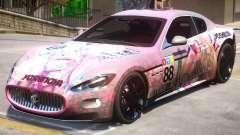 2012 Maserati Granturismo PJ3 для GTA 4