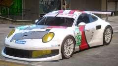 Porsche 911 RSR для GTA 4