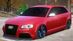 Audi RS3 Sportback V1 для GTA 4