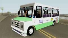 Dodge Drisa (Microbus) для GTA San Andreas
