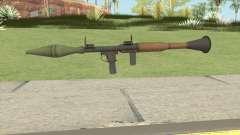 RPG-7 (Insurgency) для GTA San Andreas