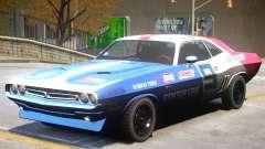 Dodge Challenger V1 PJ5 для GTA 4