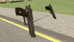 Hawk And Little Pistol GTA V (Green) V1 для GTA San Andreas