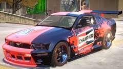 Ford Mustang GTR V1 J5 для GTA 4