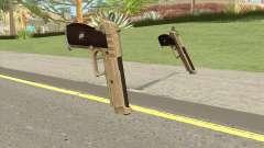 Hawk And Little Pistol GTA V (Army) V1 для GTA San Andreas