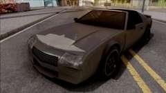 FlatOut Splitter Cabrio для GTA San Andreas