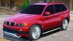 BMW X5 R1 для GTA 4