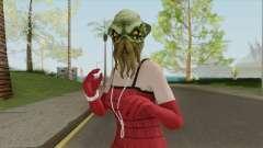 Redacted Girl (GTA Online) для GTA San Andreas