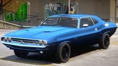 1971 Challenger V1.4 для GTA 4