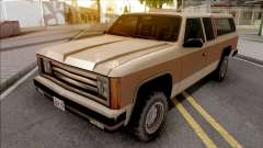 Rancher 4-Seat для GTA San Andreas