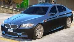 BMW M5 V2 для GTA 4