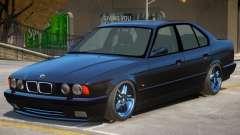 1995 BMW M5 E34 для GTA 4