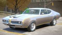 Oldsmobile Cutlass V1