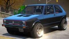 Volkswagen Golf Turbo для GTA 4