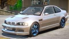 BMW M3 E46 Tuning для GTA 4