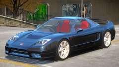 Honda NSX-R V1 для GTA 4