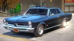 1965 Pontiac GTO V1.2 для GTA 4