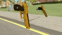 Hawk And Little Pistol GTA V (Gold) V2 для GTA San Andreas