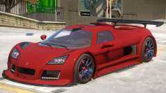 Gumpert Apollo R1 для GTA 4