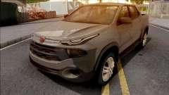 Fiat Toro KSKN Garage