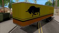 Trailer Livingston Truck Convoy для GTA San Andreas