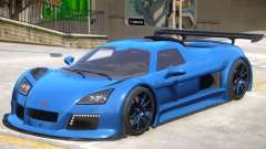 Gumpert Apollo R2 для GTA 4