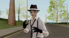 Claire Redfield (Noir) для GTA San Andreas