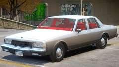 1989 Chevrolet Caprice V2 для GTA 4