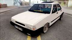 Tofas Dogan SLX Sedan для GTA San Andreas