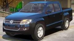 Volkswagen Amarok V1 для GTA 4