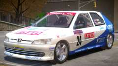 Peugeot 306 Sport PJ для GTA 4