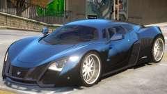 Marussia B2 V1 для GTA 4