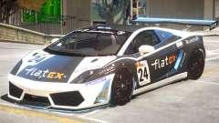Gallardo GT3 V1 для GTA 4