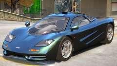 McLaren F1 V1 для GTA 4