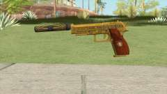 Hawk And Little Pistol GTA V (Luxury) V4 для GTA San Andreas