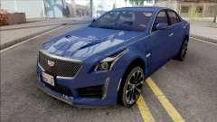 Cadillac CTS 2017 для GTA San Andreas