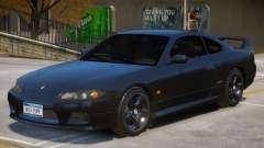 Nissan Silvia S15 Improved для GTA 4