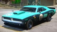 1969 Dodge Charger PJ2 для GTA 4