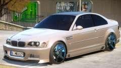 BMW M3 E46 R1 для GTA 4