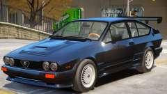 1986 Alfa Romeo GTV6 для GTA 4