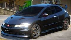 Honda Civic Type-R V1 для GTA 4