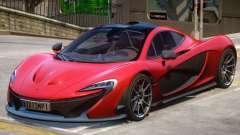 McLaren P1 V1.1 для GTA 4